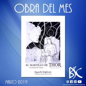 #ObraDelMesBSC: El Martillo de Thor