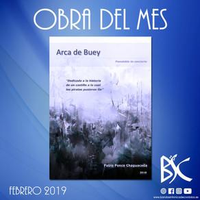 #ObraDelMesBSC: Arca de Buey, pasodoble