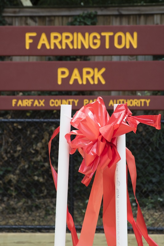 Farrington Park Ribbon Cutting &            Annual Picnic #4 (20170624)