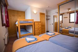 Family Room Hotel L'Aigle Valmeinier