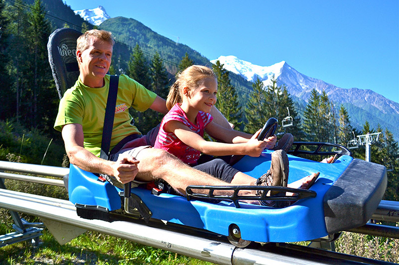 Alpine Coaster at Chamonix Park