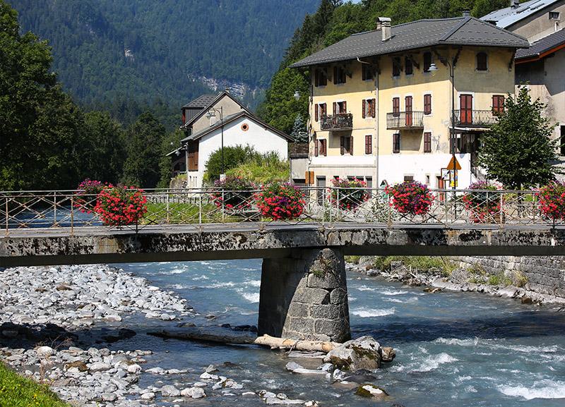Mont Blanc Region