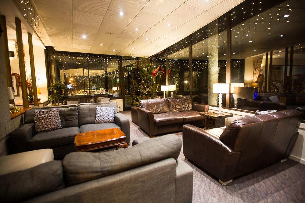 Lounge Area Hotel Terminus Mont Blanc