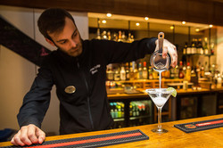 Bar Hotel L'Aigle Valmeinier 1800