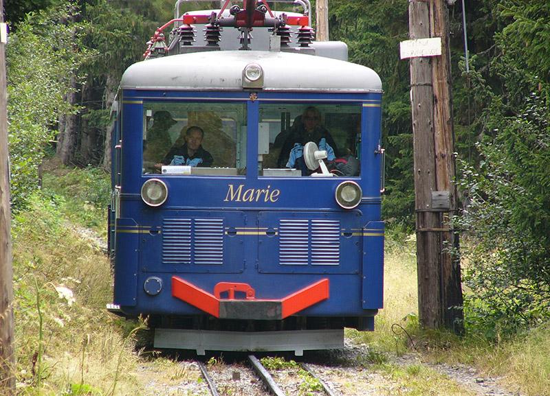 Tramway de Mont Blanc