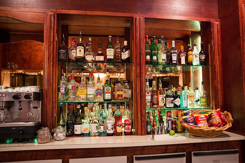 Bar Hotel Terminus Mont Blanc