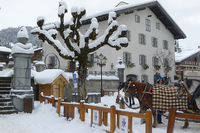 Village of Megeve
