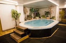 Jacuzzi Hotel Terminus Mont Blanc