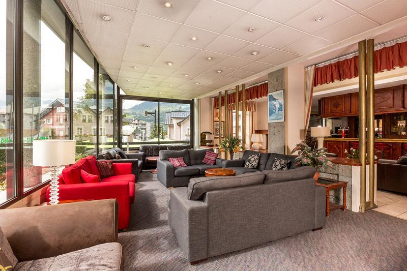 Lounge Area Hotel Terminus