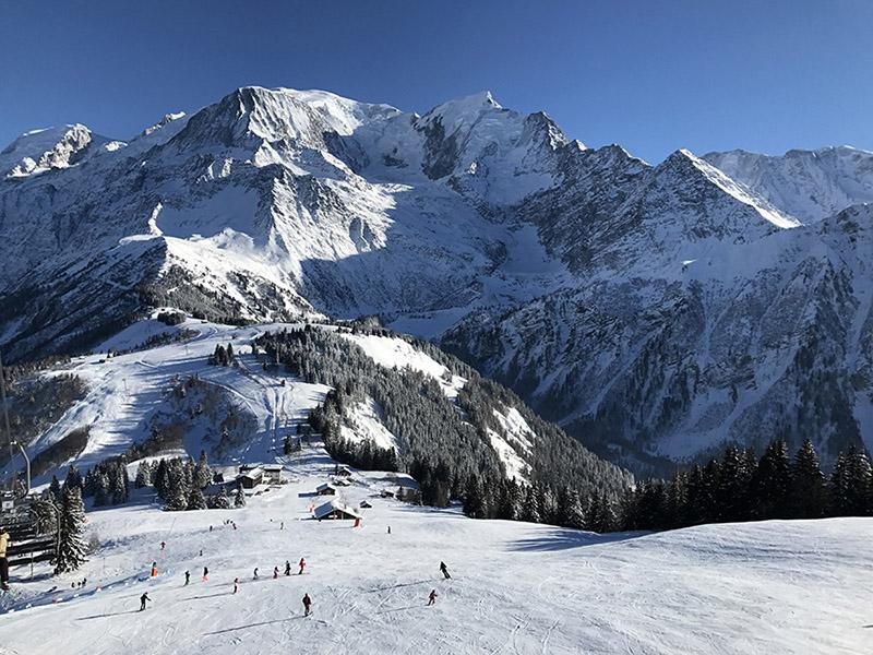 Les Houches Ski Area