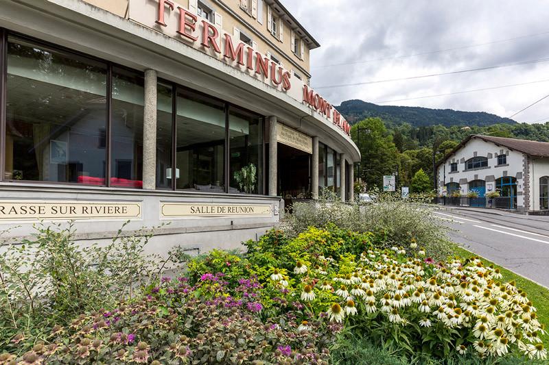Hotel Terminus Mont Blanc St Gervais