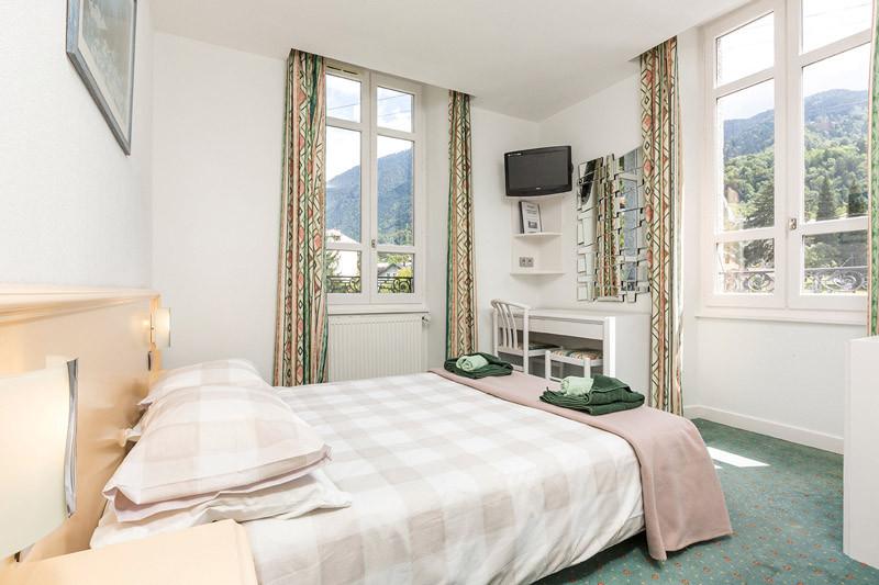 Premier Double Room Hotel Terminus Mont Blanc