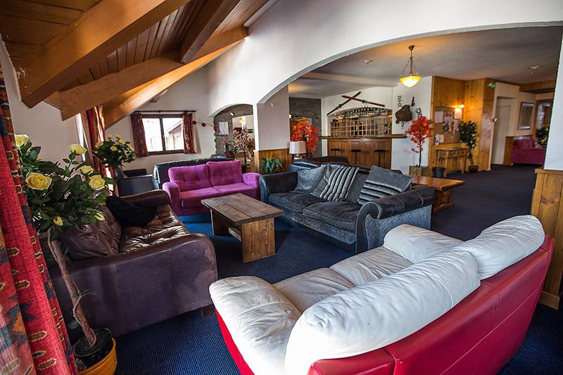Lounge Area Hotel L'Aigle