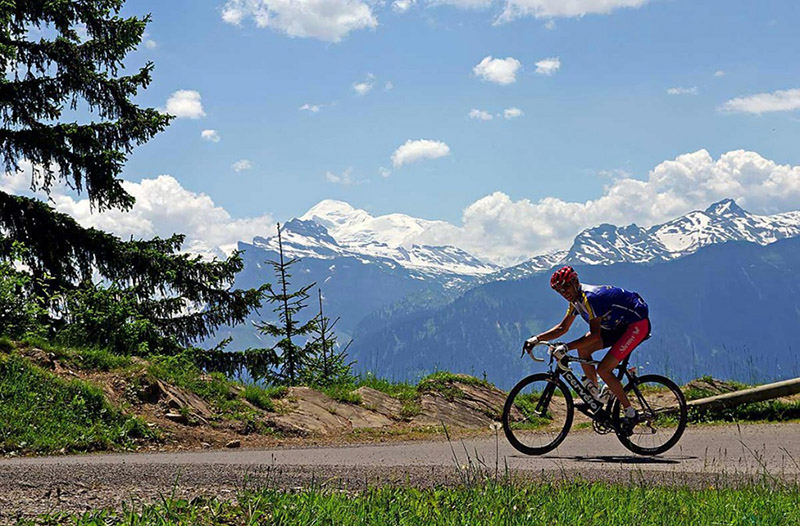 Mountain Biking Valloire