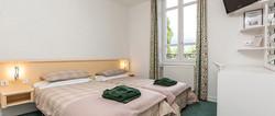 Twin Room Hotel Terminus
