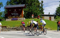 Cycling Valloire