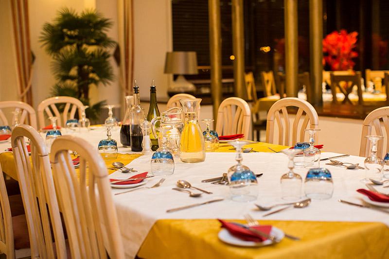 Dinning Room Hotel Terminus