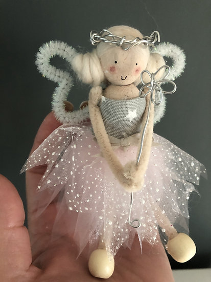 Wishing Jar - Tooth Fairy