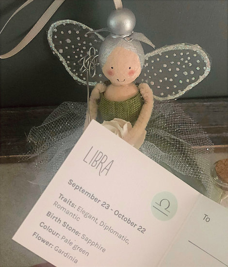 Zodiac Fairy - Libra