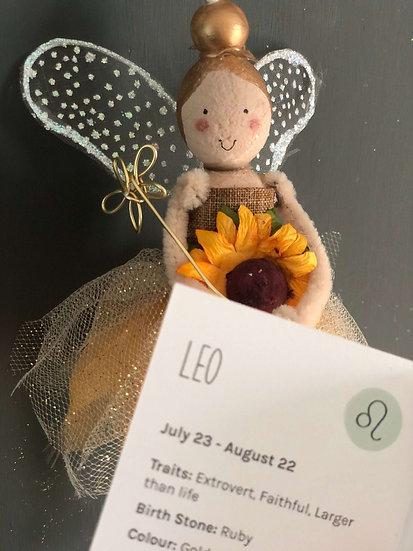Zodiac Fairy - Leo