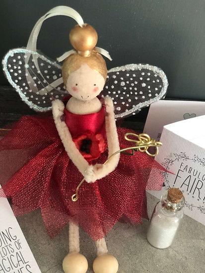 Zodiac Fairy - Scorpio