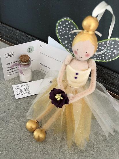 Zodiac Fairy - Gemini
