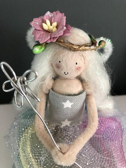 Wishing Jar - Rainbow Fairy