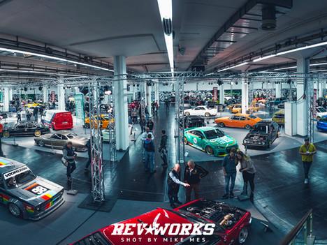 RevWorks goes Essen Motorshow