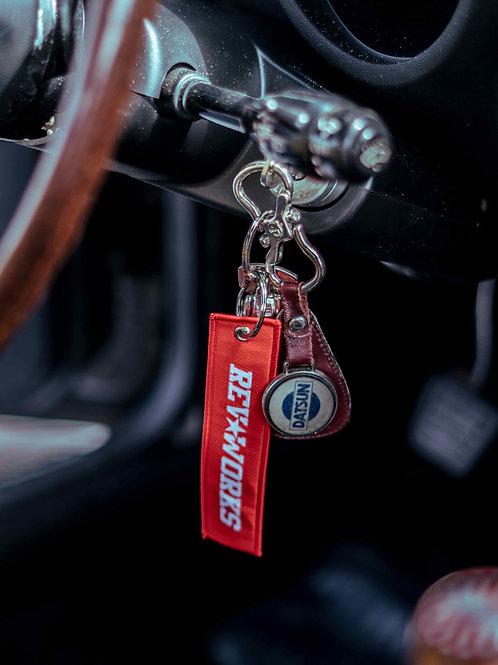 RevWorks Keychain - Red