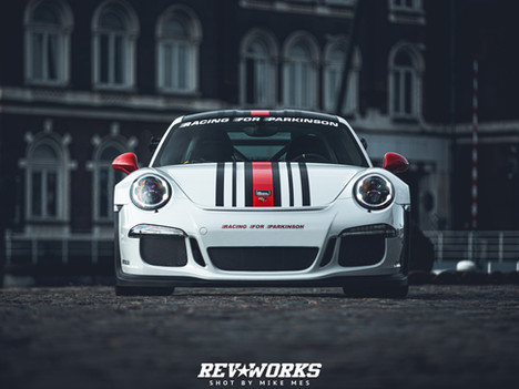 Racing for Parkinson GT3RS