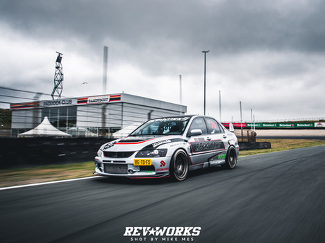 Not an everyday EVO.