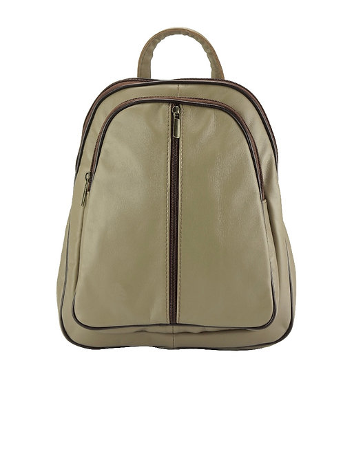 The Urban Backpack: Beige
