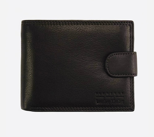 The Trifold Men's leather wallet