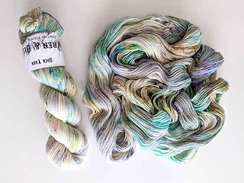 Sock Yarn : Tide Pool