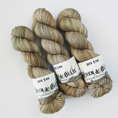 Sock Yarn: Wild Mushroom