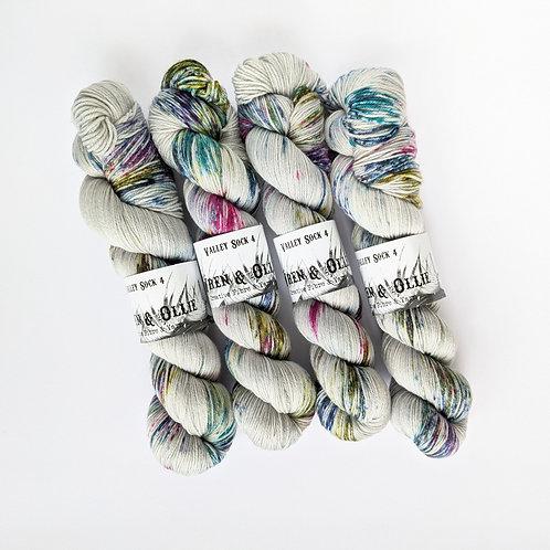 Valley Sock 4: Aurora Australis
