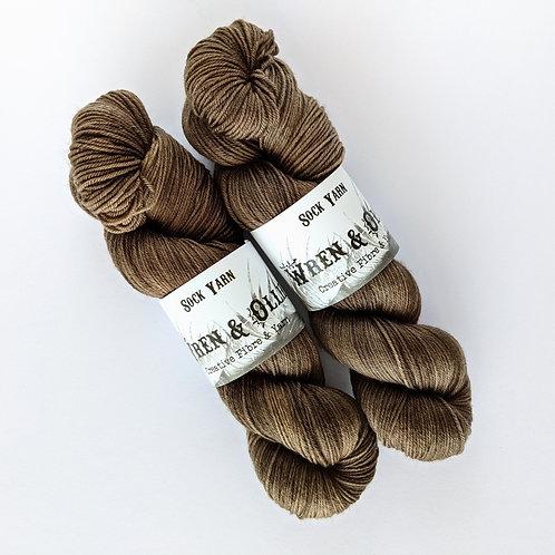 Sock Yarn : Woodgrain