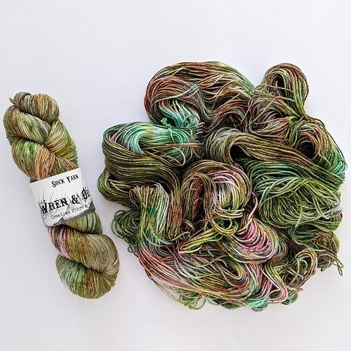 Sock Yarn: Mojito