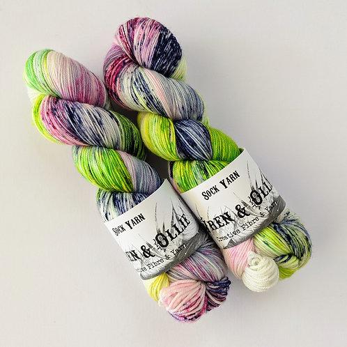 Sock Yarn : Sweet & Sour