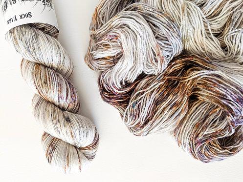 Sock Yarn: Vanilla Chai
