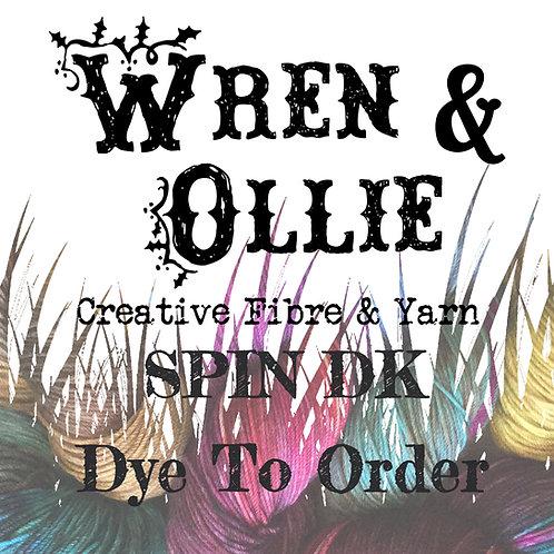 Dye To Order: Spin DK