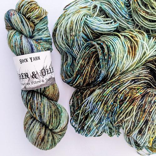 Sock Yarn: Elemental