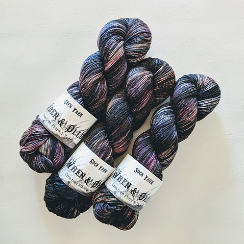 Sock Yarn: Concoction