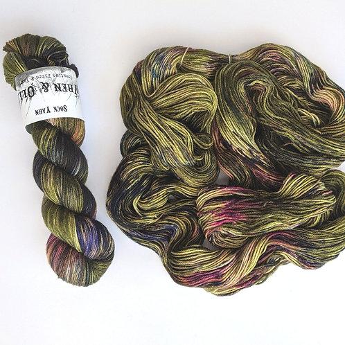 Sock Yarn: Terrarium