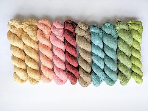 Highland Wool: Botanical Collection