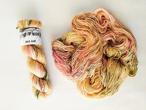 Sock Yarn: Petal