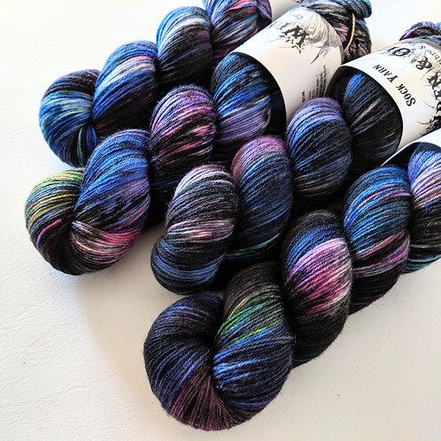 Sock Yarn: Stargazer