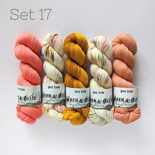 Yarn Set 17: Slipstravaganza MKAL 2020