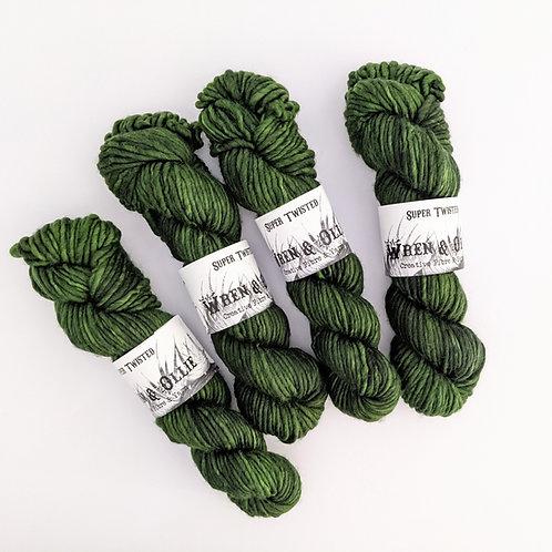 Super Twisted: Evergreen