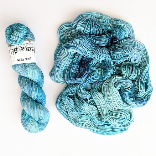 Sock Yarn: Chill Pill